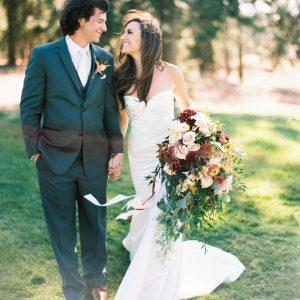 September wedding at Beacon Hill Event Venue in Spokane, Washington