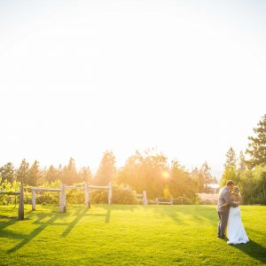 Summer August wedding at Beacon Hill Catering and Events in Spokane, WA. Best venue in Spokane, WA