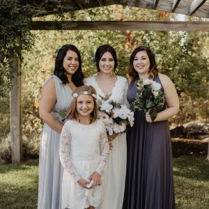 October fall wedding at Beacon Hill Catering and Events Venue in Spokane, Washington
