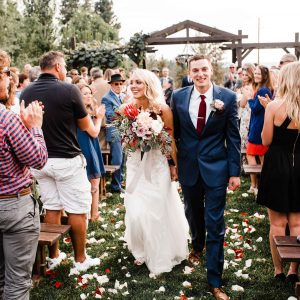 September wedding at Beacon Hill Event Venue in Spokane, Washington