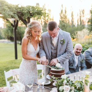 Brittany and Brandon at Beacon Hill Catering and Events in Spokane, WA Spokane's best wedding venue