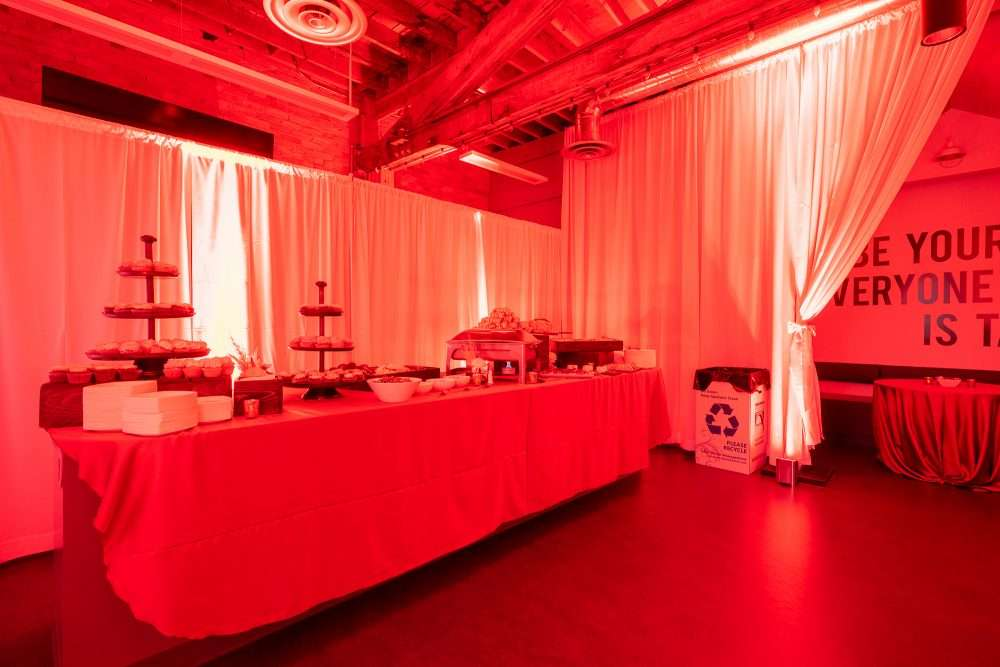 Beacon Hill Catering at DCI Engineering in Spokane WA