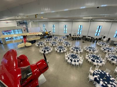 Historic Flight Museum - Spokane Weddings Beacon Hill Catering and Events